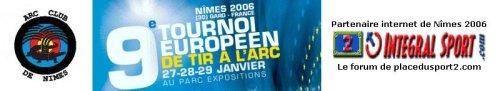 bannière PDS2/IS pour Nimes2006